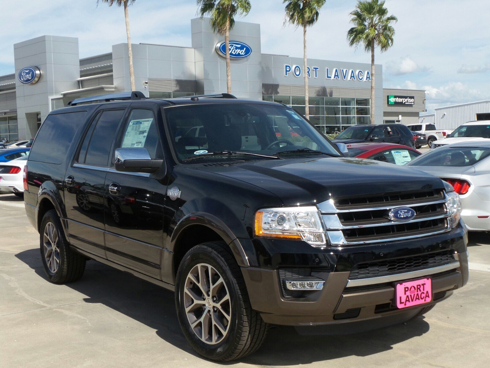 new 2017 ford expedition el king ranch sport utility in port lavaca ea23663 port lavaca ford. Black Bedroom Furniture Sets. Home Design Ideas